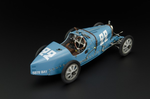 Bugatti T35 Nation Color Project - Frankreich #22 LE 1000 St. CMC M-100 004