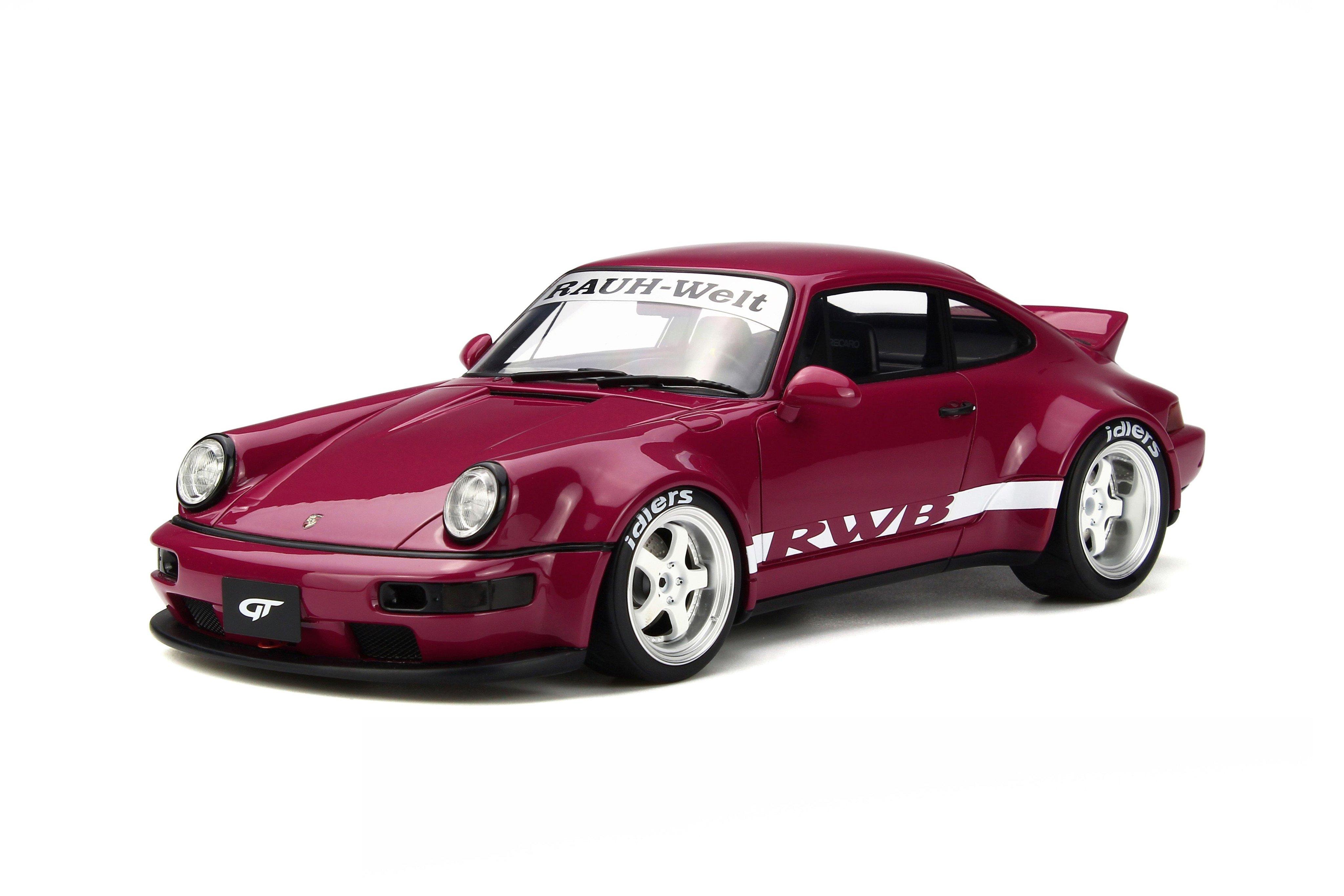 Porsche 964 RWB Duck Tail GT Spirit KJ016 LE 504 pcs für Asien