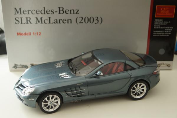 1/12 Mercedes-Benz SLR McLaren 2003 GRAU CMC C-006C