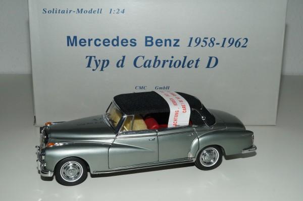 Mercedes-Benz 300d Adenauer CMC M-026 #0995 1/24