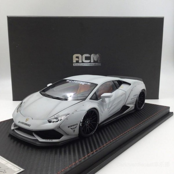 Lamborghini Huracan LB Works Air Force Gray ALL OPEN ACM008
