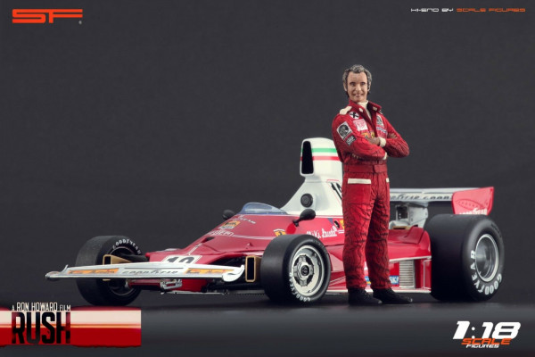 1/18 Nicky Lauda von SF Scale Figures - Handarbeit -