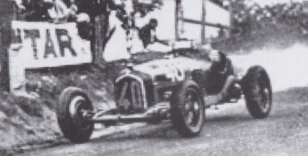 CMC Alfa-Romeo P3 #40 Fagioli, Gewinner GP Comminges 1933 LE 1.000