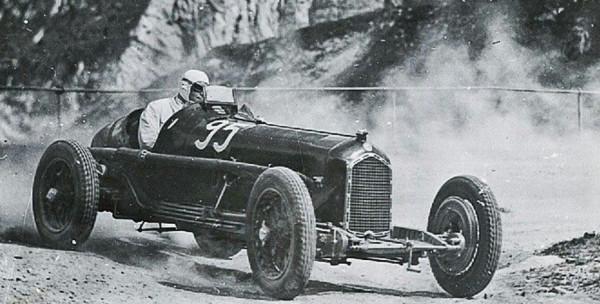 CMC Alfa-Romeo P3 #95 Caracciola, Gewinner Klausenrennen 1932 LE 1.000