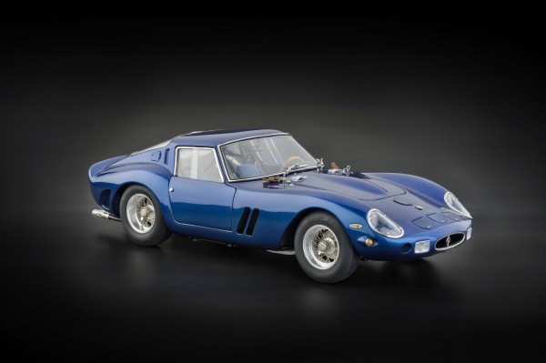 CMC Ferrari 250 GTO 1962 BLAU CMC M-152