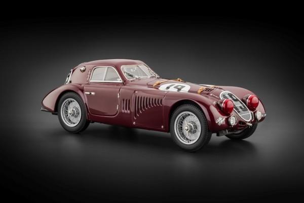 Alfa Romeo 8C 2900B Speciale #19 Le Mans 1938 CMC M-111