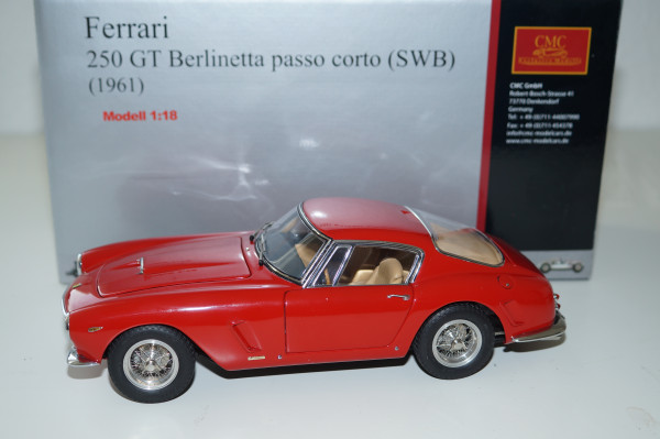 Ferrari 250 GT Berlinetta passo corto ROT CMC M-046