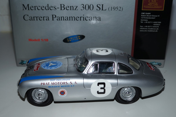 Mercedes-Benz 300SL #3 Panamericana CMC M-058 limitiert