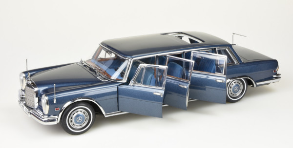 Mercedes-Benz 600 Pullman KING of ROCK'n ROLL CMC M-218 LE 800