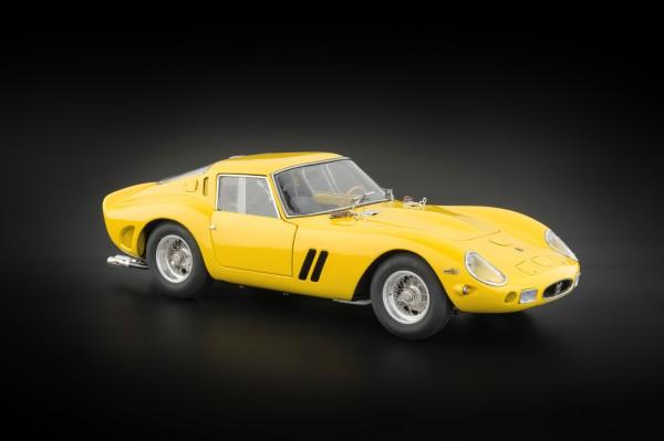CMC Ferrari 250 GTO 1962 GELB CMC M-153