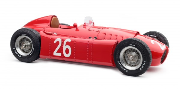 CMC LANCIA D50 #26 GP Monaco 1955 Alberto ASCARI CMC M-176 LE 1500