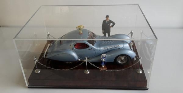 CMC Exhibition Showcase, CMC Talbot-Lago Coupé T150 C-SS A-018 LE 1500 Stück