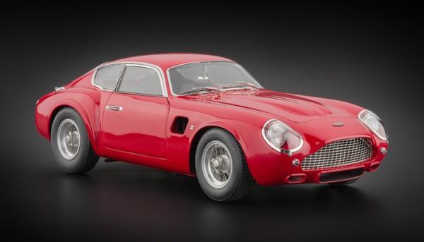 Aston Martin DB4 GT Zagato rot 1961 LE 1000 pcs