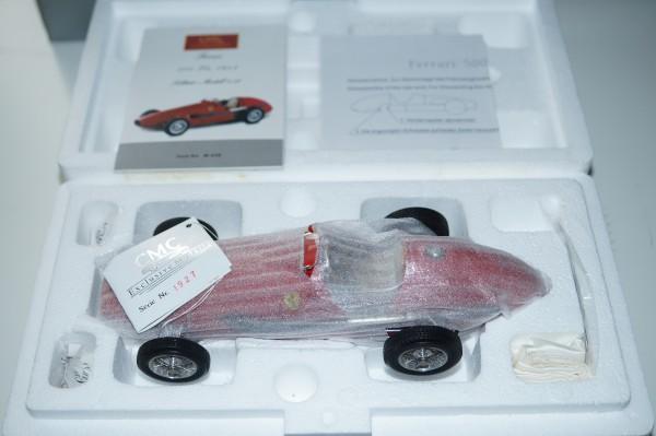 Ferrari 500 F2 Der Doppelweltmeister 1953 CMC M-056
