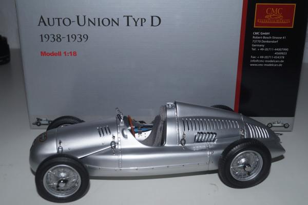 Auto Union Typ D CMC M-027