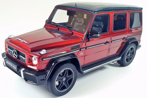 Mercedes AMG G63 Crazy Colours Tomatored GT Spirit B66961013