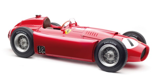 Ferrari D50 #1 Fangio GP England CMC M-197 LE 1.000