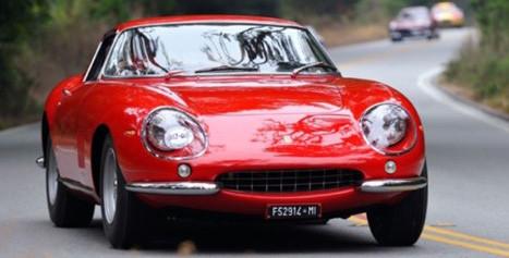 Ferrari 275 GTB/C RED von 1966 CMC M-210