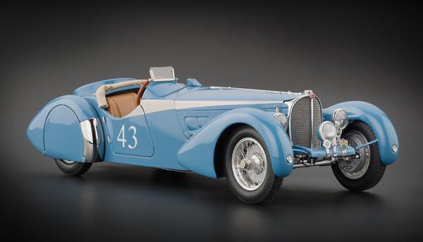 Bugatti 57 SC Corsica 1938 Sport Version #43 CMC M-129 Limited Edition 1.000 Stück