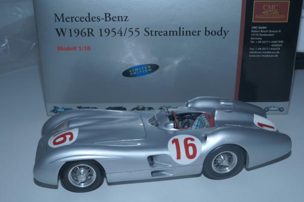 Mercedes-Benz W196R #16 Stirling MOSS CMC M-057 LE 4.000 Stück